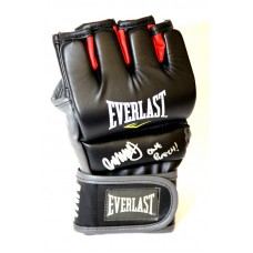 Brad Pickett Signed MMA Glove