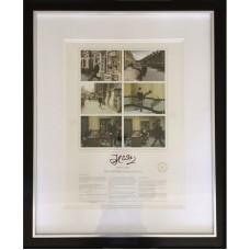 John Cleese Signed 'Monty Python' Framed Photo Montage