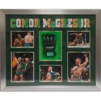 Conor McGregor Signed UFC Framed Glove