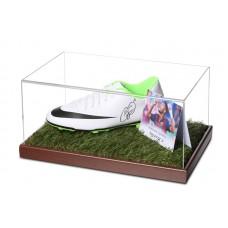 Neymar Jr Signed Football Boot in an Acrylic Case